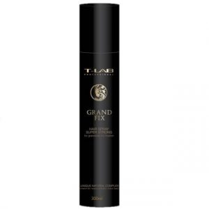 Lakas plaukams T-Lab GRAND FIX HAIR SPRAY 300ml (itin stiprios fiksacijos)