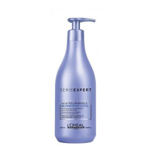 Šampūnas šaltiems atspalviams Loreal Blondifier Cool 500ml