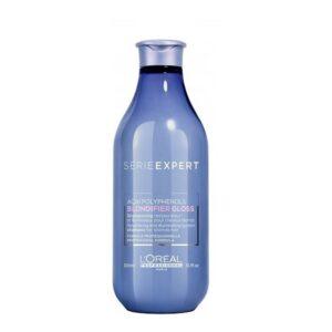 Švytėjimo suteikiantis šampūnas Loreal Blondifier Gloss