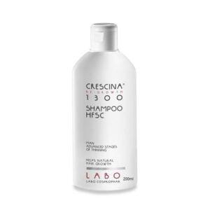Plaukų augimą skatinantis šampūnas vyrams CRESCINA RE-GROWTH HFSC 1300