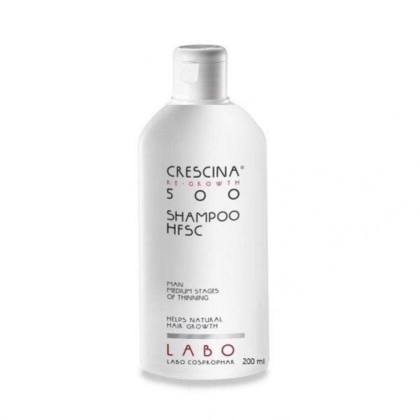 Plaukų augimą skatinantis šampūnas vyrams CRESCINA RE-GROWTH HFSC 500