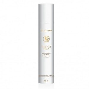 Putos plaukams T-Lab Velvet Flex Hair Mousse 300ml