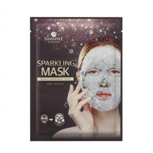 Putojanti lakštinė veido kaukė Shangpree Sparkling 23 ml