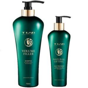 Rinkinys plaukų apimčiai T-Lab Volume Extra