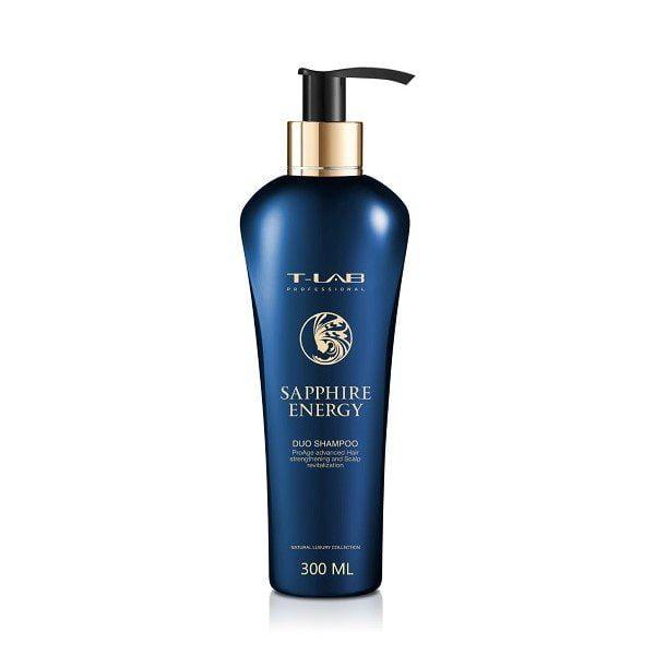 Šampūnas plaukų stiprinimui T-Lab Sapphire Energy 300ml
