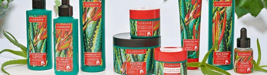 aloesove ekologiška kosmetika