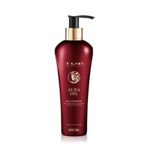 Šampūnas plaukų glotnumui T-Lab Aura Oil 300ml