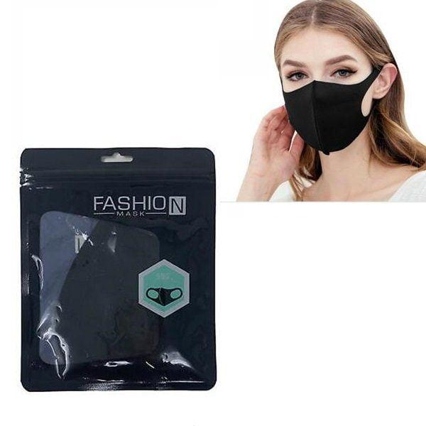 Daugkartinio naudojimo FashionMask apsauginė veido kaukė