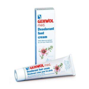 GEHWOL Med dezodoruojamasis pėdų kremas 75ml