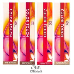 Plaukų dažai WELLA Color Touch 60ml