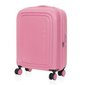 Rožinis lagaminas Mandarina Duck Cabin LOGODUCK 26E