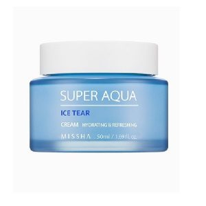 Veido kremas Missha Super Aqua Ice Tear Cream 50ml