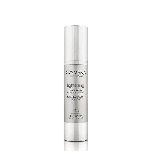 Šviesinantis serumas drėkinantis odą Casmara 50ml