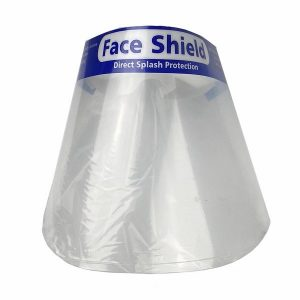 Apsauginis veido skydelis Face Shield direct splash protection MZ001 (3)