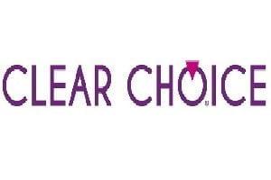 Clear choice prekinis zenklas