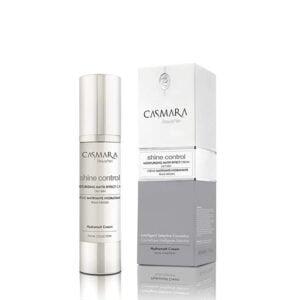Kremas drėkinantis odą, suteikiantis matinį efektą Casmara 50ml