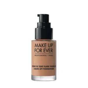 Makiažo pagrindas gerinantis odos būklę Make Up For Ever LIQUID LIFT FUNDATION - Nr4 Medium beige 30ml