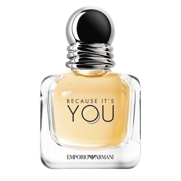 Parfumuotas vanduo moterims Emporio Armani Because It´s You EDP 100ml