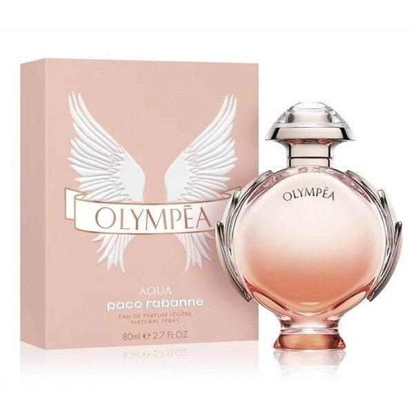 Parfumuotas vanduo moterims Paco Rabanne Olympea EDP 80ml (2)