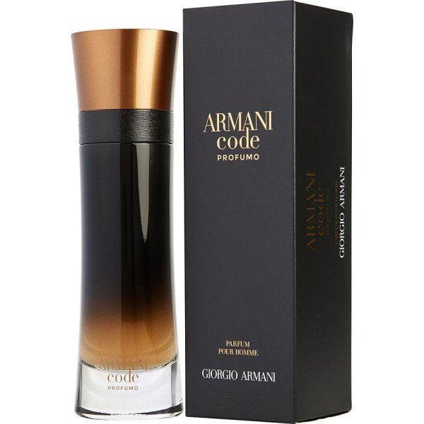 Parfumuotas vanduo vyrams Giorgio Armani Code Profumo EDP 110ml