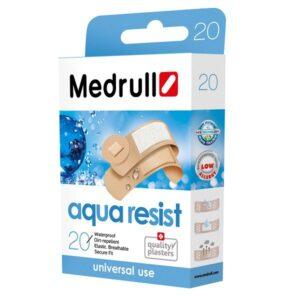 Pleistrų rinkinys Medrull Aqua resist N20