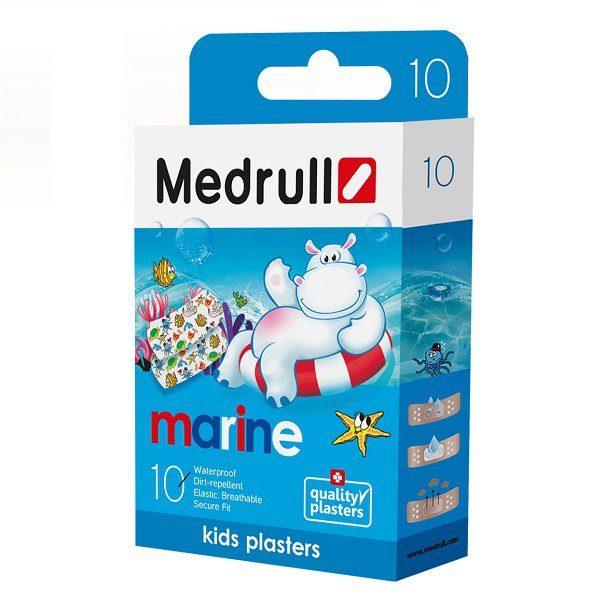 Pleistras Medrull Kids Marine N10 (vaikiškas)