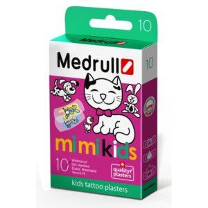 Pleistras Medrull Mimi Kids N10 (vaikiškas)