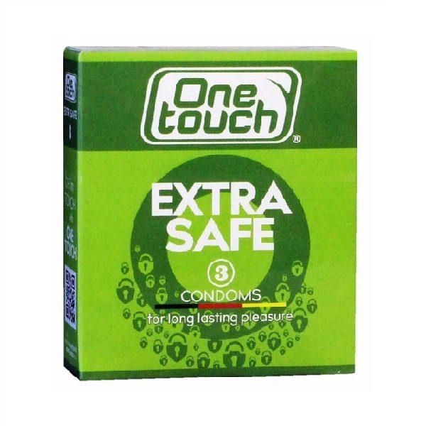Prezervatyvai maksimalaus saugumo One Touch Extra safe 3vnt