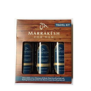 Rinkinys kelionems Marrakesh (3vnt.)