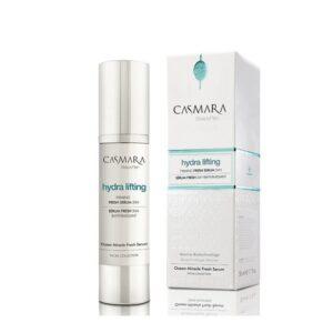 Serumas drėkinantis, gaivinantis ir stangrinantis odą Casmara 50ml