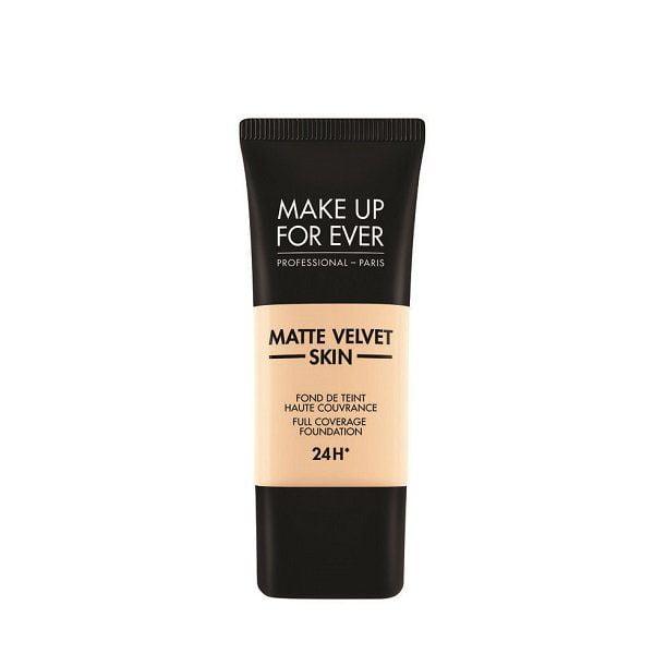 Skystas makiažo pagrindas Make up for ever Matte Velvet Skin Foundantation R230 30m