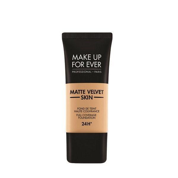 Skystas makiažo pagrindas Make up for ever Matte Velvet Skin Foundantation R410 30ml
