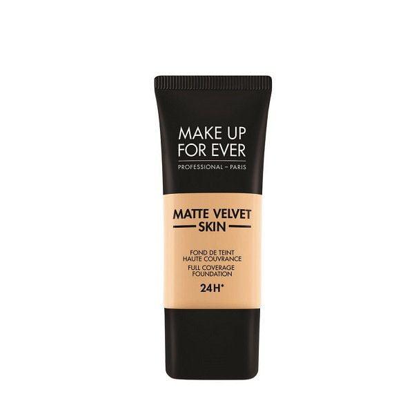 Skystas makiažo pagrindas Make up for ever Matte Velvet Skin Foundantation Y225 30m