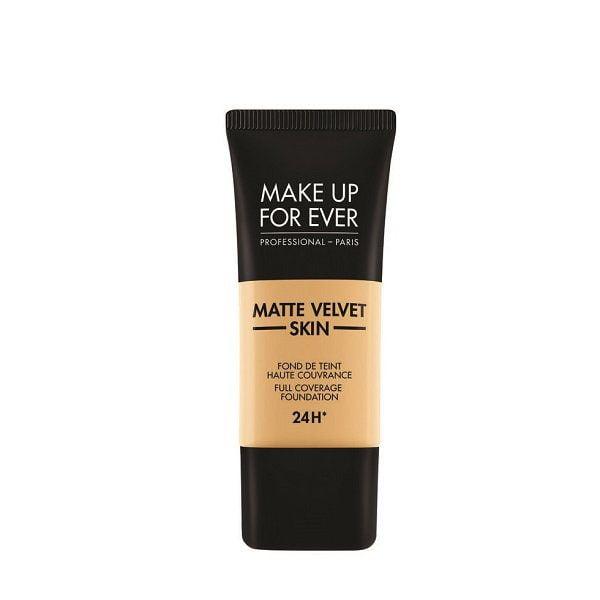 Skystas makiažo pagrindas Make up for ever Matte Velvet Skin Foundantation Y365 30ml