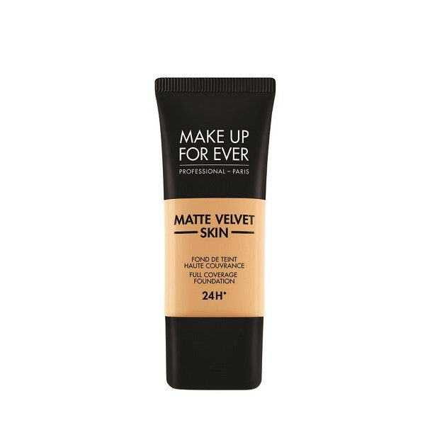 Skystas makiažo pagrindas Make up for ever Matte Velvet Skin Foundantation Y375 30ml