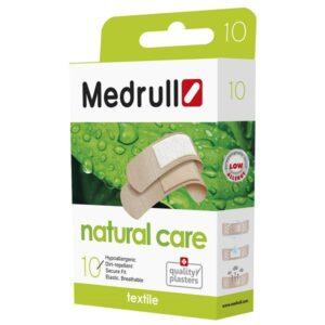 Tekstiliniai pleistrai Medrull Natural Care N10