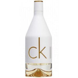 Tualetinis vanduo moterims Calvin Klein CK IN2U Her EDT 100ml