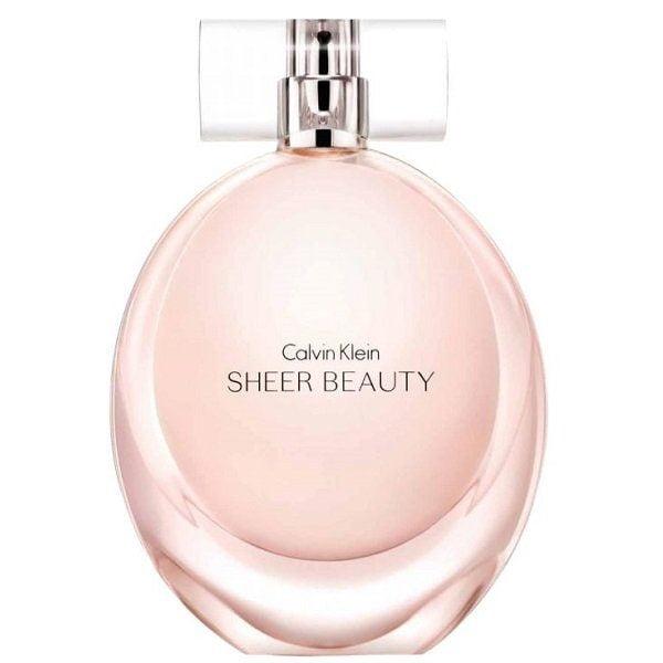 Tualetinis vanduo moterims Calvin Klein Sheer Beauty EDT 100ml