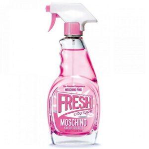 Tualetinis vanduo moterims Moschino Pink Fresh Couture EDT 100ml