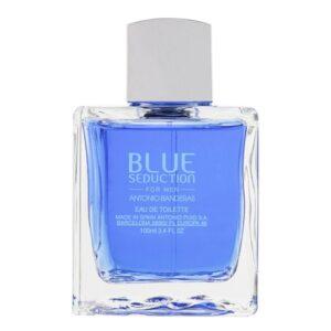 Tualetinis vanduo vyrams Antonio Banderas Blue Seduction EDT 100ml