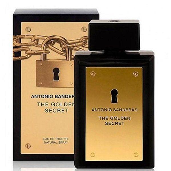 Tualetinis vanduo vyrams Antonio Banderas The Golden Secret EDT 100ml (2)
