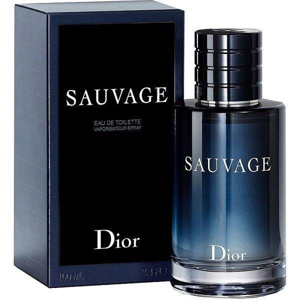 Tualetinis vanduo vyrams Dior Sauvage EDT 100ml (2)