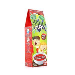 Želė vaikams Zimpli Kids SLIME PLAY Red 50g