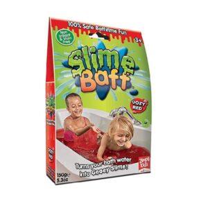 Želė voniai Zimpli Kids Slime Baff Single Red 150g