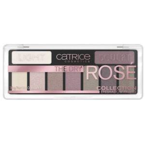 Akių šešėlių paletė CATRICE The Dry Rosé Collection