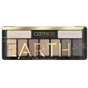 Akių šešėlių paletė CATRICE The Epic Earth Collection