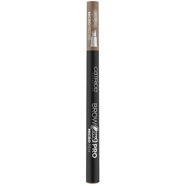 Antakių flomasteris CATRICE Brow Comb Pro Micro Pen 010 1.1ml