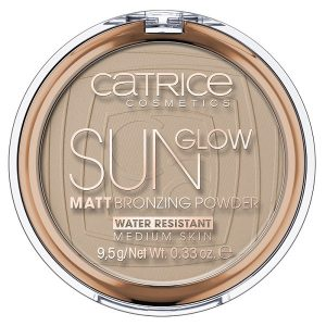Bronzinė pudra CATRICE Sun Glow Matt 030 9.5g