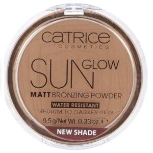 Bronzinė pudra CATRICE Sun Glow Matt 035 9.5g