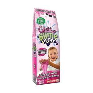 Drebučiai vaikams Zimpli Kids Glitter Slime Play Pink 50g